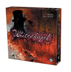 Letters from Whitechapel: board game revised FFG