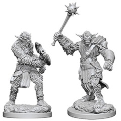 D&D Nolzur's Marvelous Unpainted Minis: Bugbears (pack of 2)