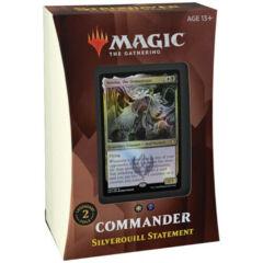 MTG - Commander 2021: Silverquill Statement complete deck