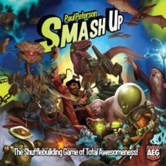 Smash Up: card game base/core set AEG