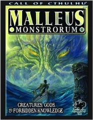 Call of Cthulhu 6th edition roleplaying game RPG: Malleus Monstrorum