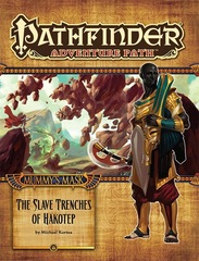 Pathfinder Adventure Path #83 Mummy's Mask Chapter 5: