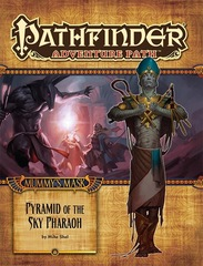 Pathfinder Adventure Path #84 Mummy's Mask Chapter 6: