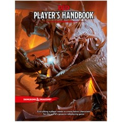 D&D Next 5th edition: 5e Dungeons and Dragons RPG Player's Handbook PHB