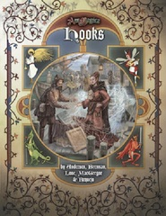 Ars Magica RPG: Hooks 5th edition atlas games