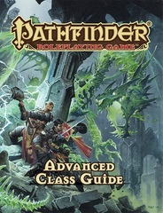 Pathfinder Campaign Setting RPG Roleplaying Game: Advanced Class Guide