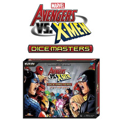 Marvel Dice Masters: Set Up Box wizkids