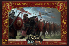 A Song of Ice & Fire Miniatures Game: PRESALE Lannister Guardsmen unit box