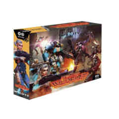 Infinity: Operation Wildfire corvus belli