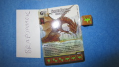 Dungeons & Dragons Dice Masters: Copper Dragon, Paragon (rare)