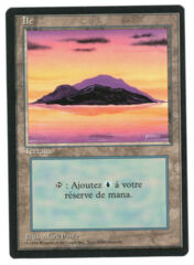 Island (version A) - French Revised