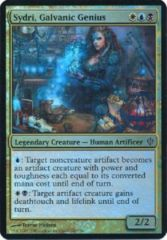 Sydri, Galvanic Genius - Oversized