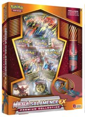Pokemon TCG: Mega Salamence Ex Collection Box