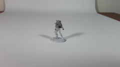 Ral Partha Takhisis - OOP, metal mini Dragonlance