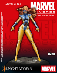 Marvel Universe Miniature Game: Jean Grey Knight Models