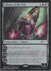 Liliana of the Veil - RPTQ promo foil
