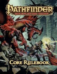 Pathfinder RPG Roleplaying Game: Core Rulebook