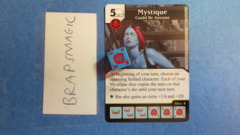 Marvel Dice Masters: Mystique, Could Be Anyone #114 (rare)