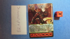 Dungeons & Dragons Dice Masters: Pit Fiend, Paragon (rare)