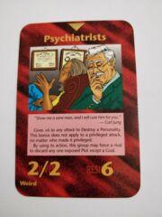Illuminati - New World Order CCG: Psychiatrists