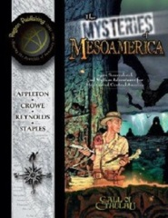 Call of Cthulhu RPG: The Mysteries of Mesoamerica chaosium