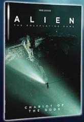 Alien RPG: PRESALE Chariot of the Gods adventure scenario free league