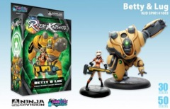 Relic Knights: Dark Space Calamity Betty & Lug (cerci speed circuit)