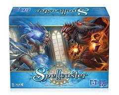 Spellcaster: card game R&R games