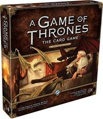 A Game of Thrones LCG: 2nd edition (2015) base/core set FFG