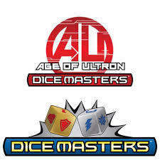 Marvel Dice Masters: Age of Ultron complete common set (all commons)