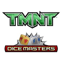 TMNT Teenage Mutant Ninja Turtles Dice Masters: Box Set Dice Building Game wizkids