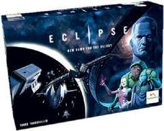 Eclipse: New Dawn for the Galaxy base/core board game