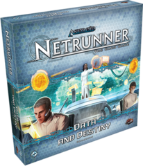 Android Netrunner LCG: Data and Destiny expansion set