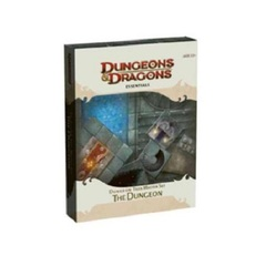 D&D Dungeons and Dragons RPG: The Dungeon Master Set map pack dungeon tiles