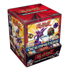 Yu-Gi-Oh: Series One 90-ct booster display Dice Building Game wizkids