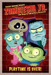 Zombies!!! Zombies Jr. board game TLC