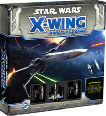 Star Wars X-Wing miniatures game Force Awakens base/core starter set fantasy flight