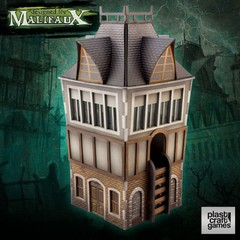 Malifaux: PRESALE The Tower terrain wyrd