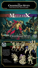 Malifaux: The Crossroads Seven - Story Encounter and Adventure Box wyrd