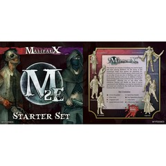 Malifaux: 2nd Edition Starter Set wyrd