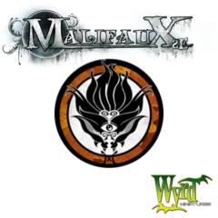 Malifaux: Ten Thunders Tengu wyrd