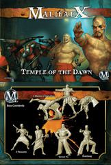 Malifaux: Ten Thunders Temple of the Dawn (Shenlong Crew) wyrd