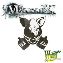 Malifaux: Gremlins Sammy wyrd