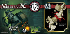 Malifaux: Guild Brutal Effigy wyrd