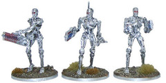 Terminator Genisys: Special Endoskeletons miniatures warlord games