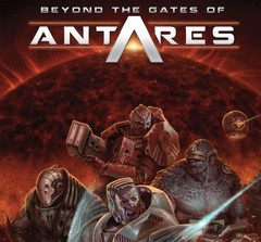 Beyond the Gates of Antares: Hardback Rulebook warlord games