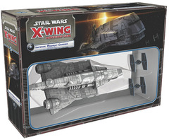 Star Wars X-Wing Miniatures Game: Imperial Assault Carrier Pack fantasy flight