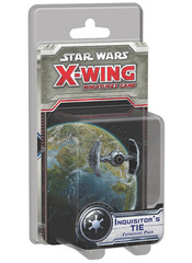Star Wars X-Wing Miniatures Game: Inquisitor's TIE Expansion Pack fantasy flight
