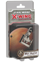 Star Wars X-Wing Miniatures Game: Mist Hunter Expansion Pack fantasy flight