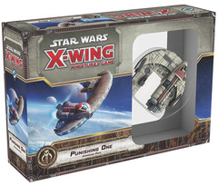 Star Wars X-Wing Miniatures Game: Punishing One Expansion Pack fantasy flight
